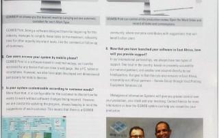 Excerto 1 Revista The Gapp