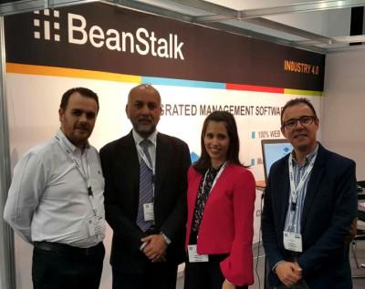 BeanStalk celebra parceria com Unique Graphics (Paquistão)
