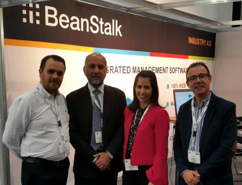 BeanStalk celebrates partnership with Unique Graphics (Pakistan)