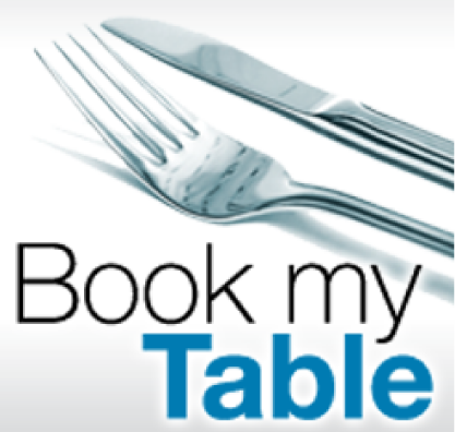 BookMyTable Logo