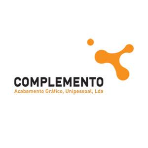Logo Complemento - Acabamento Gráfico