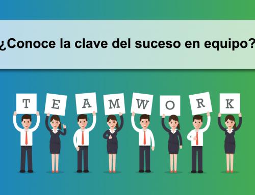 ¿Conoce la clave del éxito en equipo?