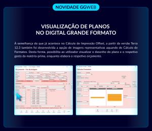 Visualização de planos no Digital Grande Formato
