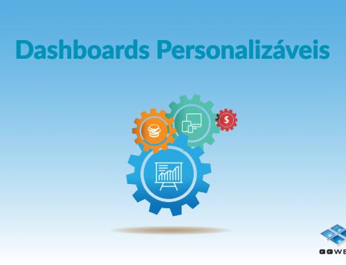 GGWEB Eleven: Dashboards Personalizáveis