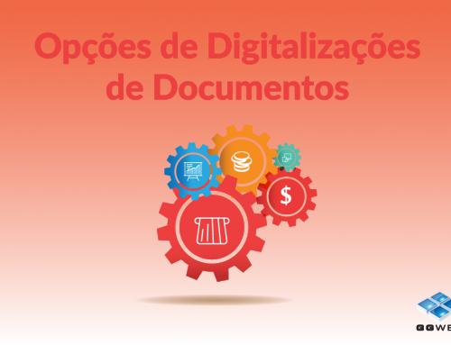 GGWEB Eleven: Opções de Digitalizações de Documentos