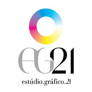 Logo Estúdio Gráfico 21