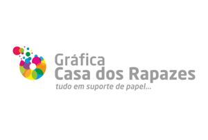 Logo Gráfica Casa dos Rapazes