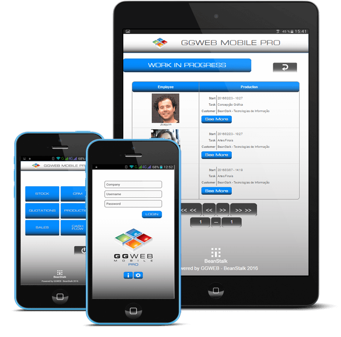 GGWEB PRINT MOBILE E TABLET