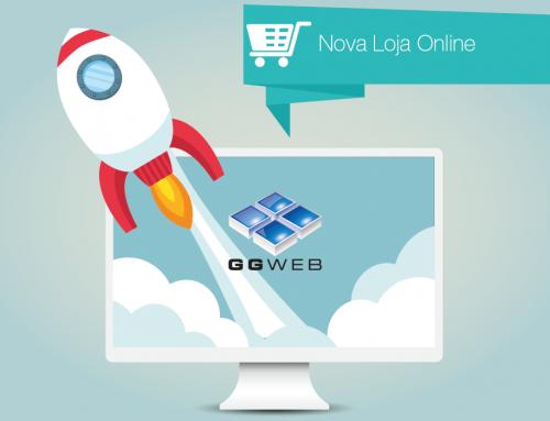 GGWEB X: Nova Loja Online