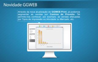 Novidade GGWEB - Centros de Proveito
