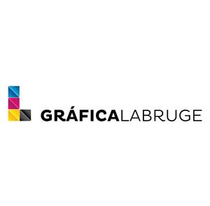 Logo Gráfica Labruge