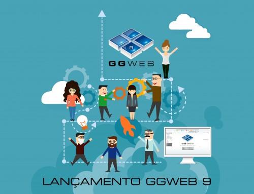 GGWEB – Lançamento Versão 9