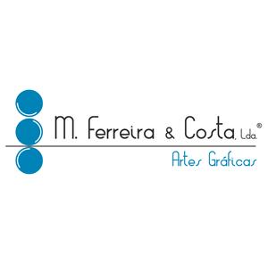 Logo M Ferreira & Costa