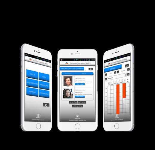 GGWEB Mobile PRO smartphones