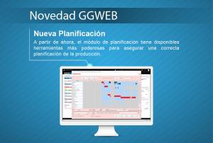 Novedad GGWEB Nueva Planificacion