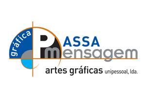 Logo Passa Mensagem