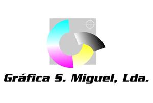 Logo Gráfica São Miguel