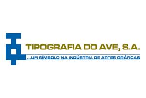 Logo Tipografia do Ave