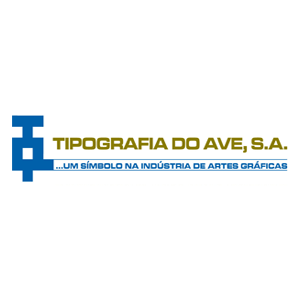 Logo Tipografia do Ave