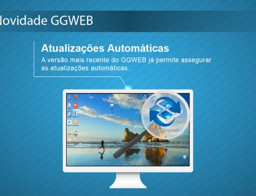 Novidade GGWEB X: Atualizações Automáticas