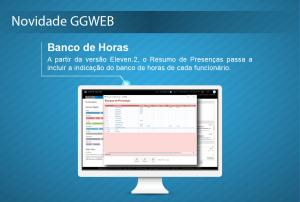 novidade GGWEB (Banco de Horas) DESTAQUE