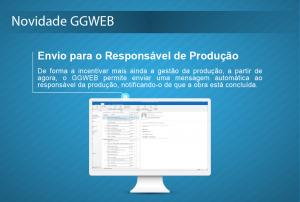 Envio Automático Responsável Produção