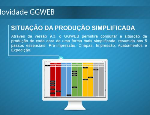 Novidade GGWEB: Situação da Produção Simplificada