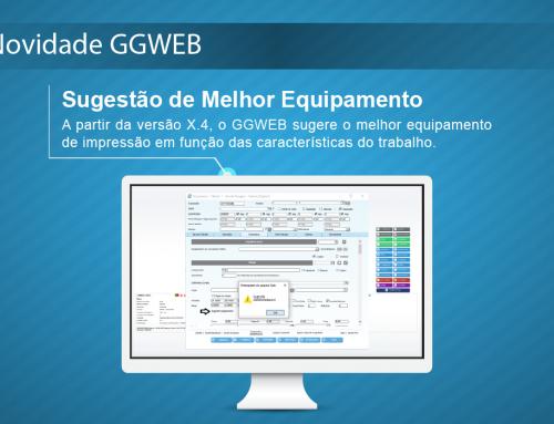 Novidade GGWEB X.4: Sugestão de Equipamento