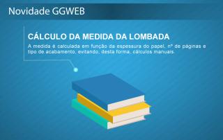 novidade GGWEB (calculo da lombada) DESTAQUE