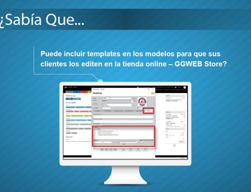 Sabía que GGWEB: Templates en la Tienda Online