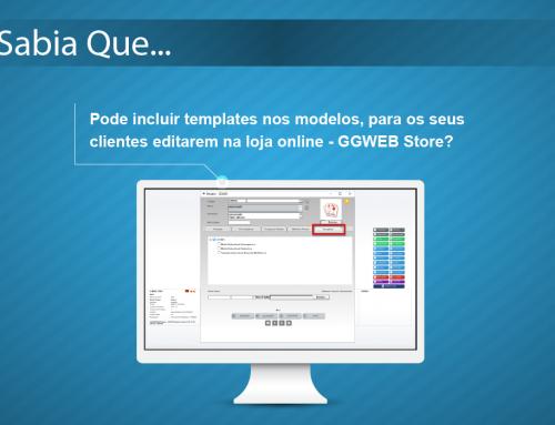 Sabia Que GGWEB: Templates na loja online