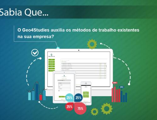 Sabia Que Geo4Studies: Auxílio aos Métodos de Trabalho