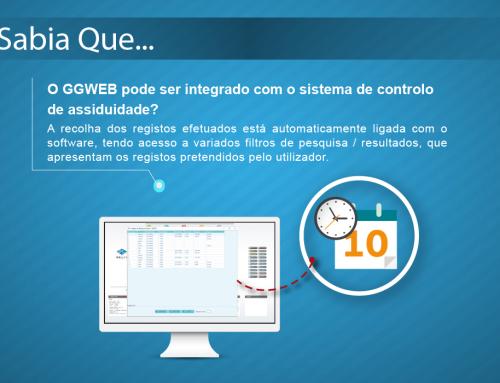 Sabia Que GGWEB: Integração com o sistema de controlo de assiduidade