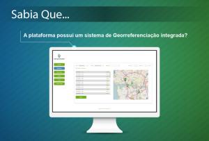 sistema de georreferenciação integrada