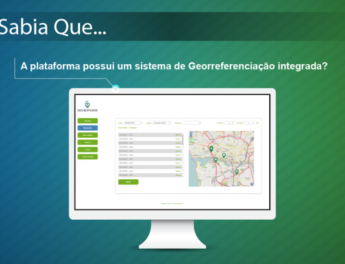 Sabia Que Geo4Studies: Sistema de Georreferenciação