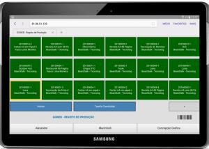 Módulo Individual de Registo de Produção WEB
