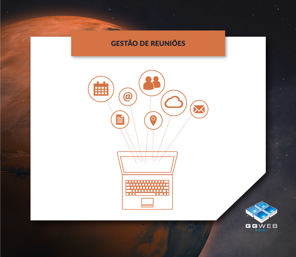 GGWEB Marte: Gestão de Reuniões