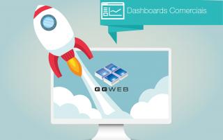 GGWEB X - Dashboard Comerciais