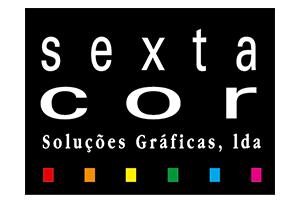 Logo SEXTA COR