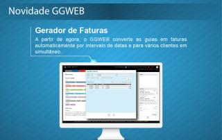 novidade GGWEB Gerador de Faturas