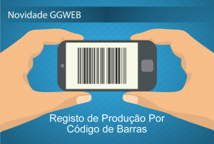 Novidade GGWEB - Leitor Código de Barras