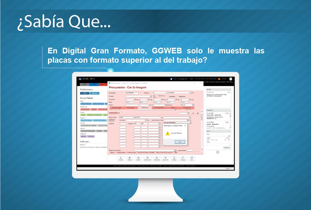 Curiosidad GGWEB: Placas en Digital Gran Formato